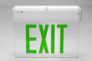 Cincinnati, Columbus, Exit Light Requirements, OSHA, NFPA 70, NFPA 101