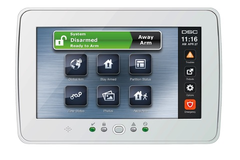 Get a new look for your alarm system