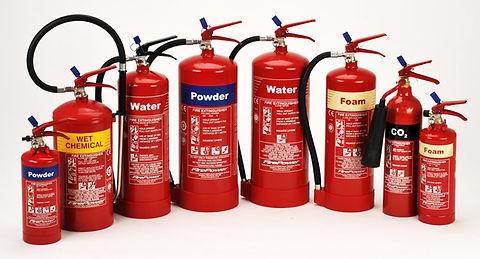 Columbus, Cincinnati, Fire Extinguisher, Water, Foam, Wet Checmial, Poweder, CO2, Halotron