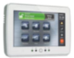 Columbus, Cincinnati, DSC, Alarm, Wireless, Touchscreen Keypad