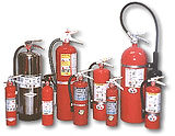 Columbus, Cincinnati, Fire Extinguisher Sales & Inspection