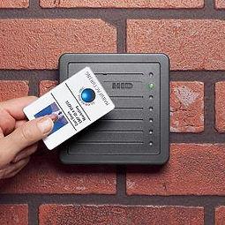 Cincinnati, Columbus, Swipe Card System, HID, truPortal, GE, Card Reader, Prox Card