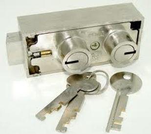 Columbus, Cincinnati, Safe Deposit Locks