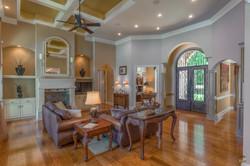 Luxury Home Family Room