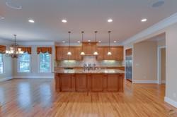 Interior Photography of Kitchen