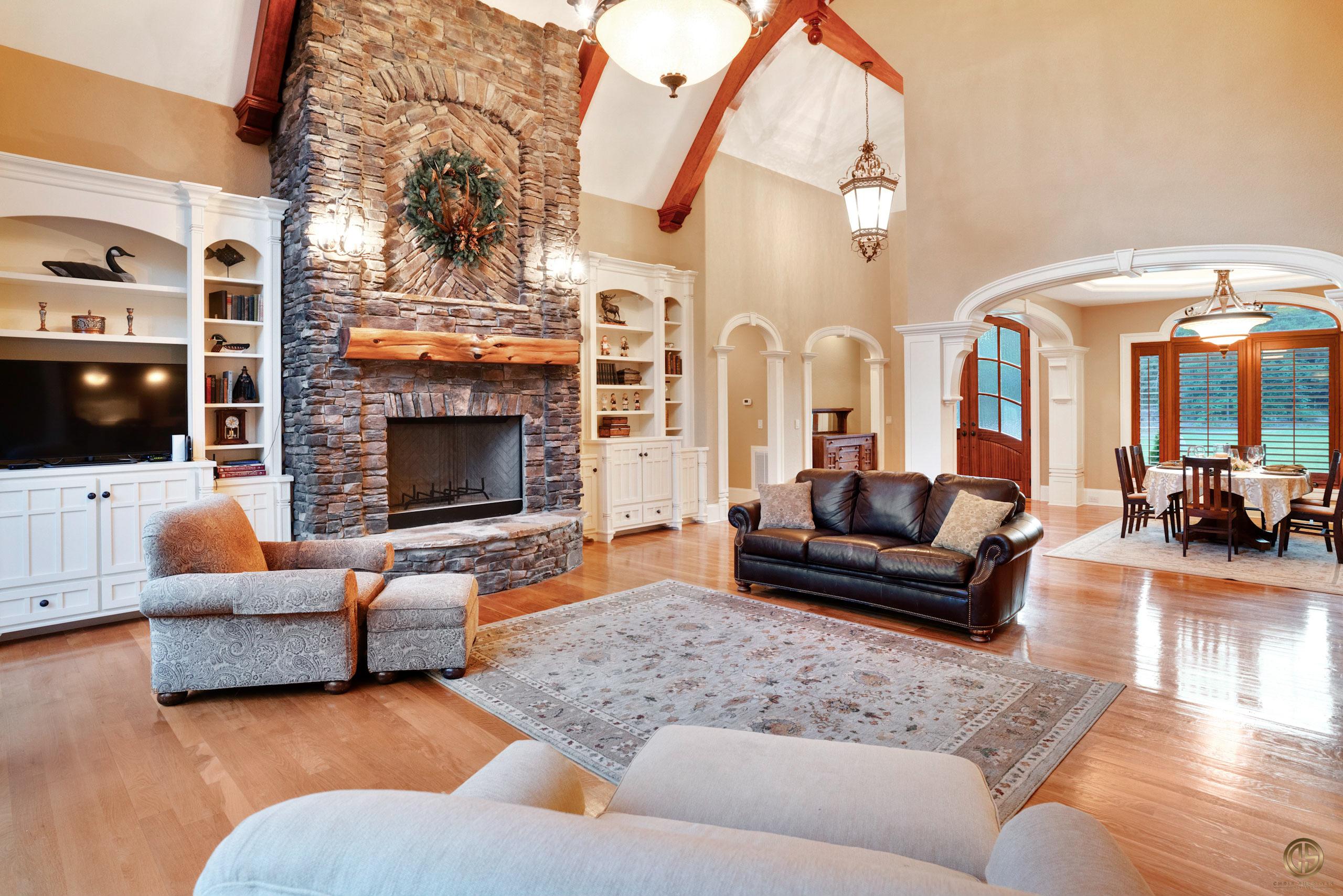 Beautifully captured interior photo