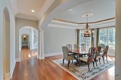 Elegant Luxury Listing Dining Room