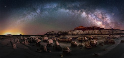 Stunning Panoramic Astrophotography