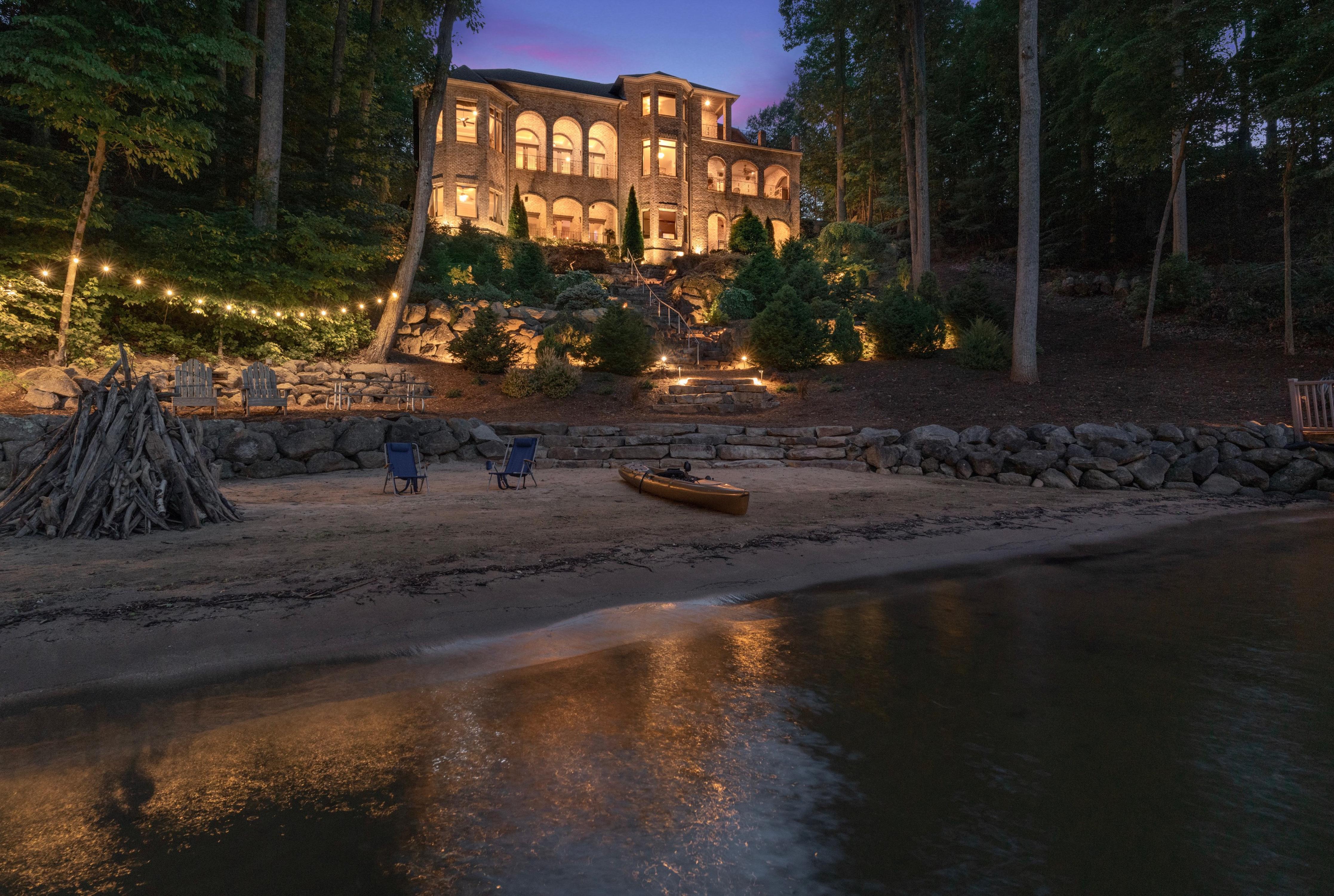Luxury Home Twilight Photography