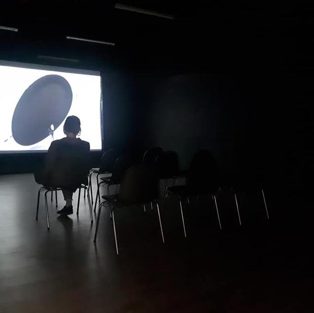 general view. cinema