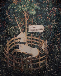Hunt of the unicorn No7