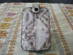 FUNDA CELULAR CHICO LIZARD NATURAL