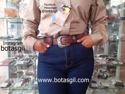 OD 10 PANTALON VAQUERO MEZCLILLA SUAVIZADO face y www