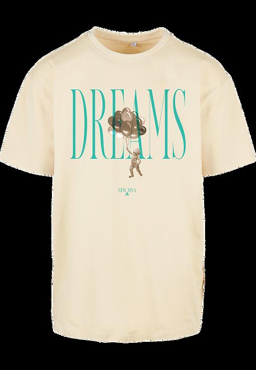 DREAMS Fly Oversize Shirt beige