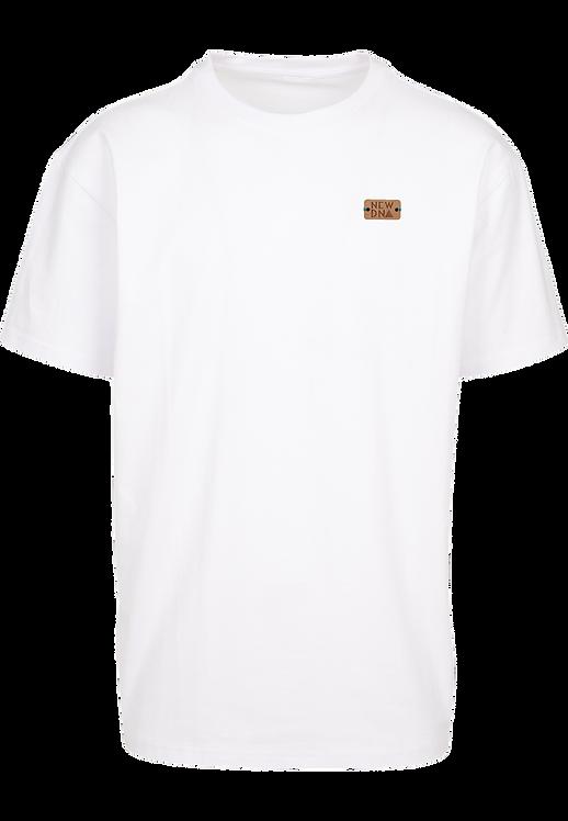 BLANC HOOK Oversize Shirt weiß