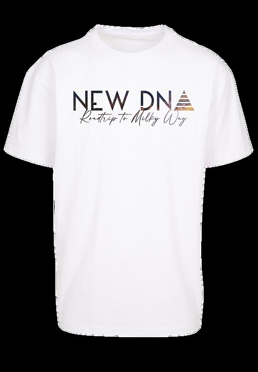 RTMW Oversize Shirt weiß