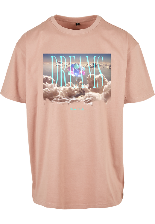 DREAMS Fly Oversize Shirt