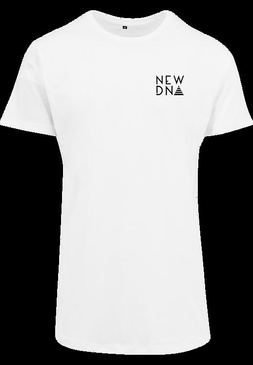 ND Long Shirt weiß