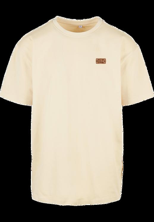 BLANC HOOK Oversize Shirt sand