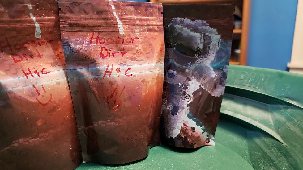 Hoosier Dirt Half Gram