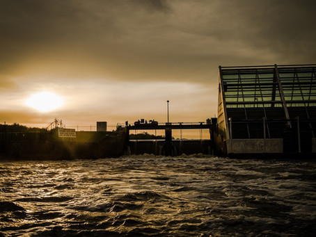 2nd Lowering of the KZ River is Scheduled