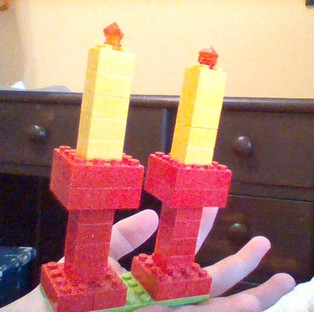 Kid creations: Legopo Radio Show episode 1