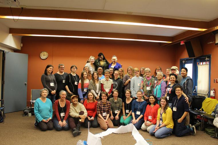 Reflections on our November 2017 Storytelling Workshop