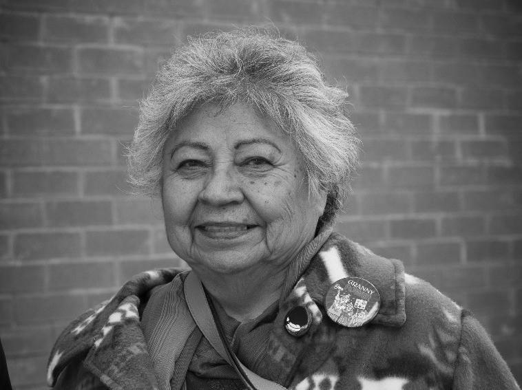 Elder Shirley Williams Pheasant: Honourary Doctor of Laws Recipient