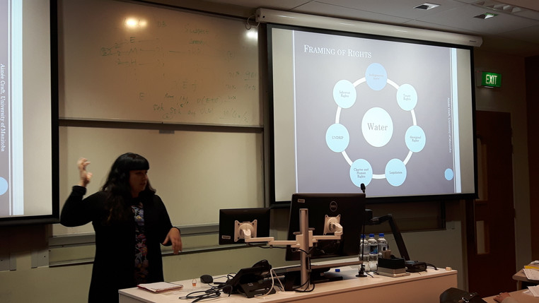 Reflections from the International Indigenous Research Conference