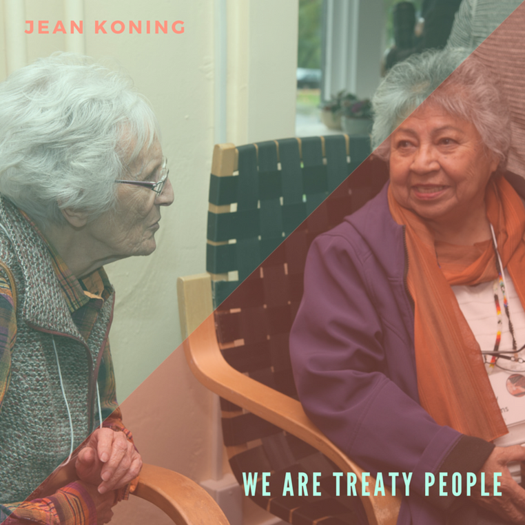We Are Treaty People | Jean Koning