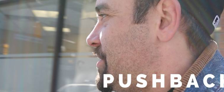 PUSHBACK: A Film By Matthew Hayes about The Warming Room