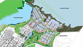 Sungei Kadut Industrial Estate Masterplan
