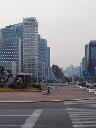 Baoshan District Masterplan Shanghai China