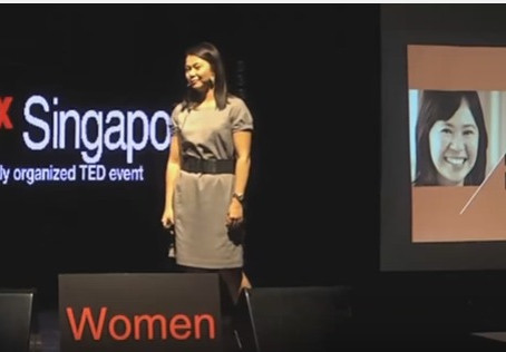 Biomimicry at the Nano level: TedxSingapore women by Dr. Low Hong Yee