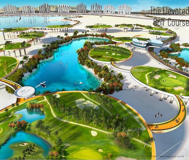 Neom City Saudi Arabia