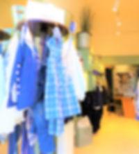 Blue Boutique shop