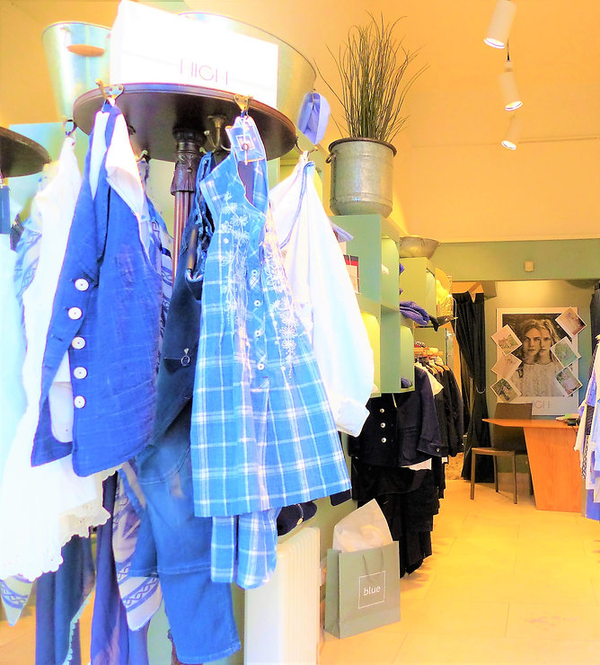 Blue Boutique shop