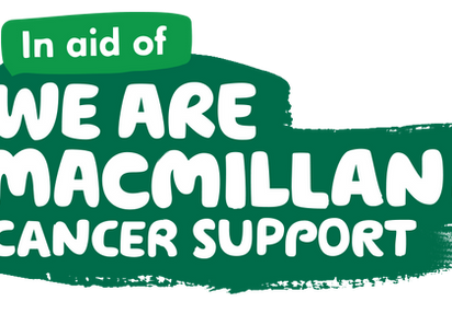 In aid of Macmillan