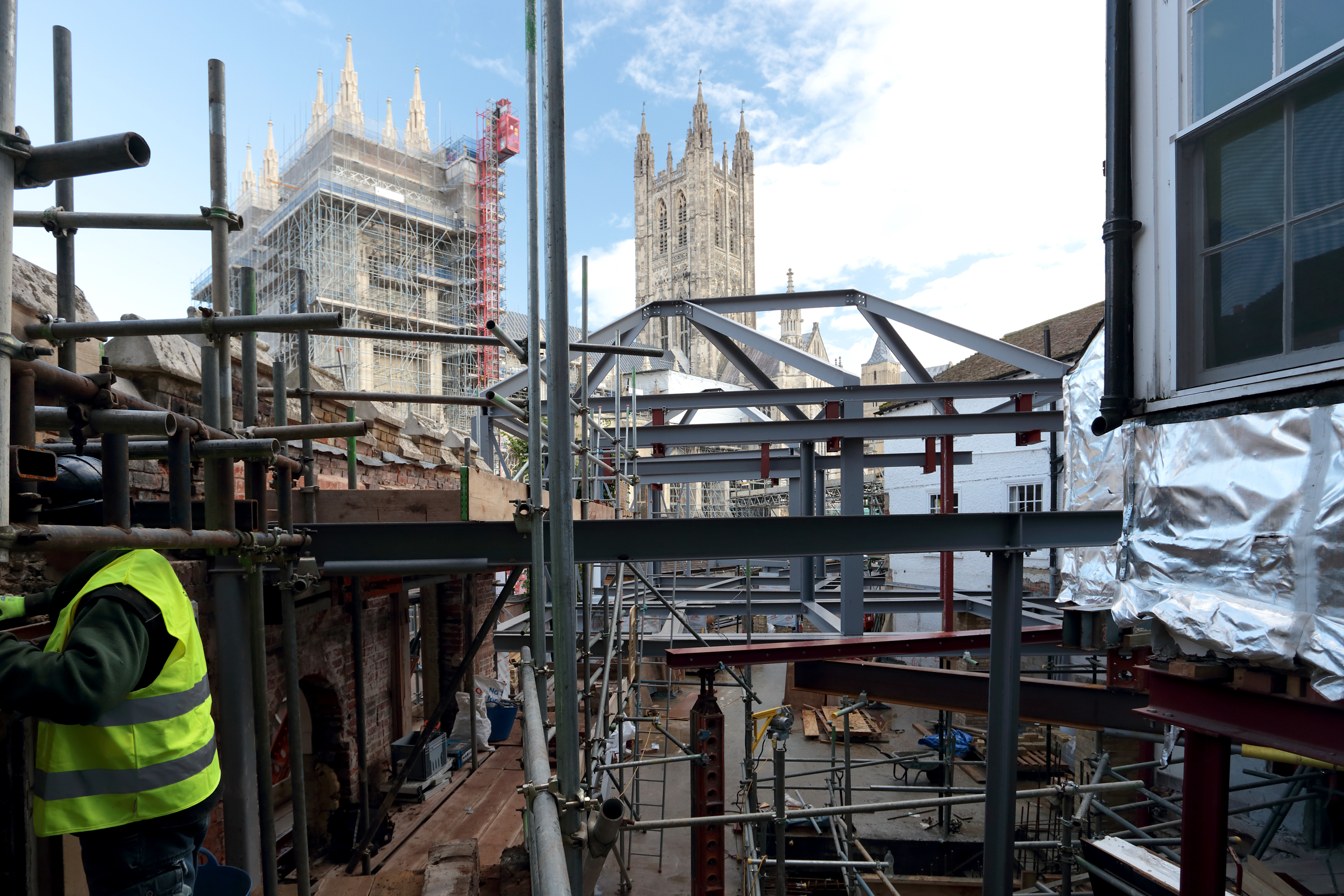 Canterbury Cathedral - Visitor Centre