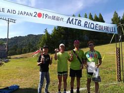 2019.9.7 MTB RIDE磐梯山〜トリプルクラス