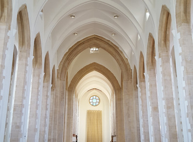 Guildford Cathedral - Completed