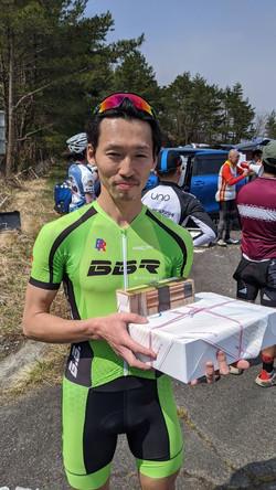 2020.3.22湯ノ岳記録会