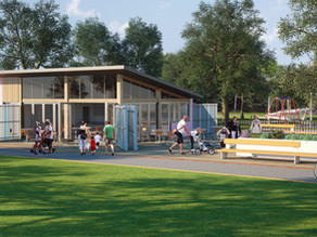 Memorial Park - Redhill