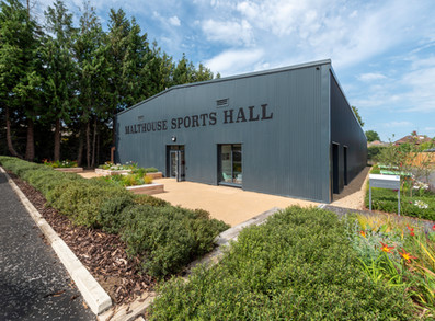 Summer at the Malthouse Sports Hall