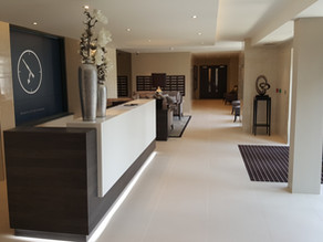 Marketing Suite Opens at Tubs Hill