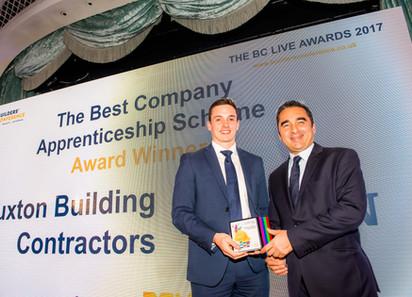 Best Company Apprentice Scheme