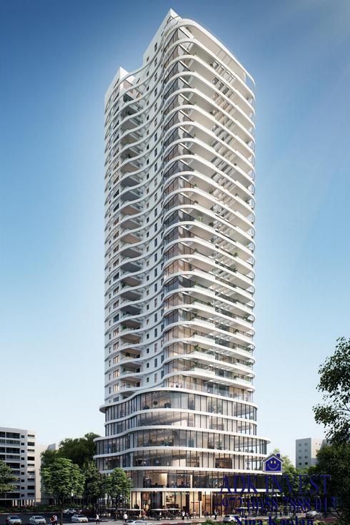UP TOWN-самый роскошный проект центра Нетании! UP TOWN -פרויקט הכי מפואר במרכז