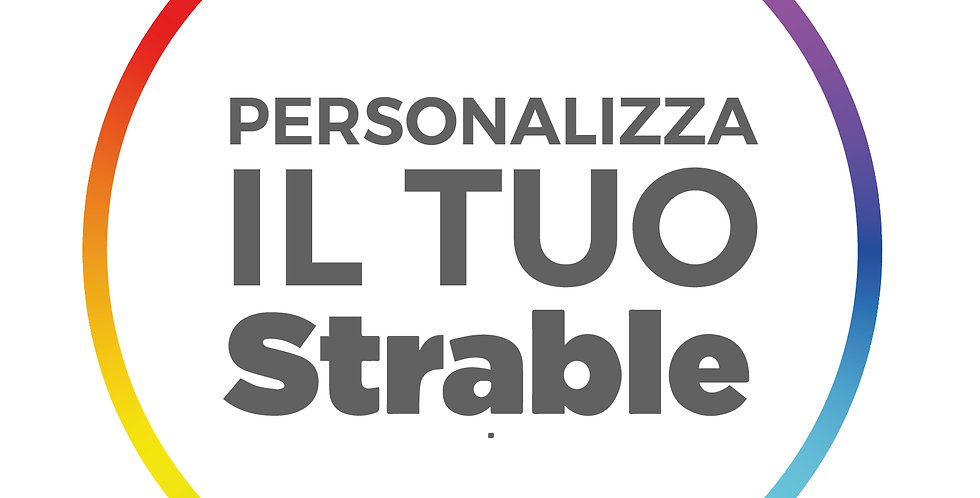 Strable personalizzabile