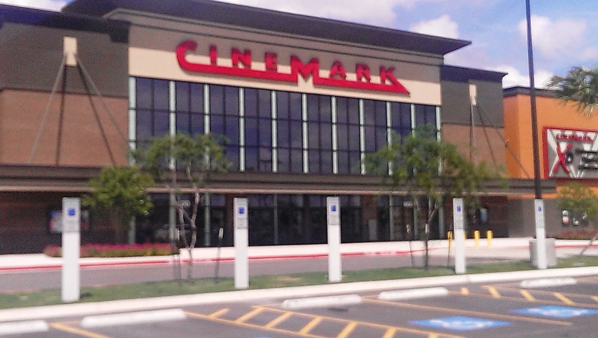 Cinemark, Pharr