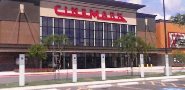 Cinemark, Pharr